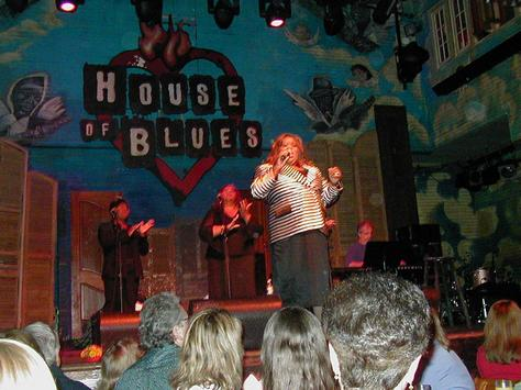 House Of Blues New Orleans Find The Best Clubs And Bars In